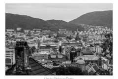 Über den Dächern von Bergen