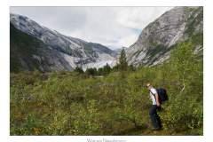 Weg zum Nigardsbreen